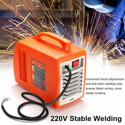 Portable Plasma Stick Inverter Welder Cutter Welding Soldering Machine 200 AMP