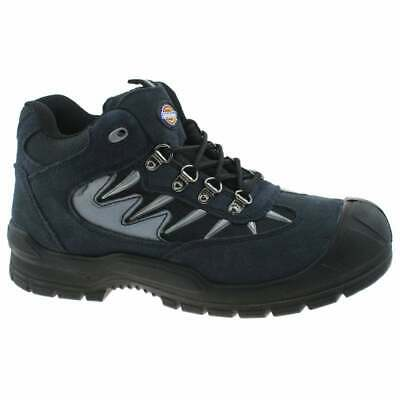 Dickies Storm 2 Safety Work Boots Size Uk 4 - 12 Steel Toe Cap Grey Fa23385A