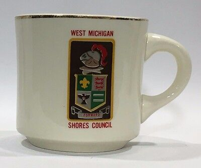 BSA Boy Scouts of America Council Coffee Cup Mug - 10oz Ceramic Made in USA