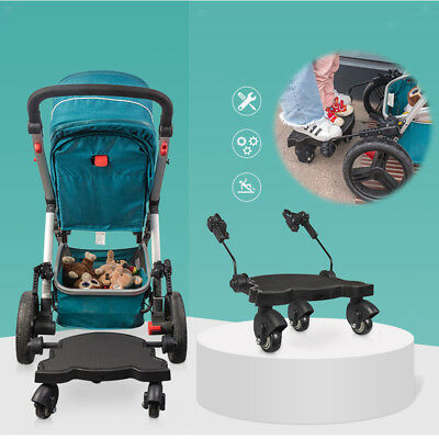 Child Onboard Stroller / Pushchair / Buggy Step Board Universal