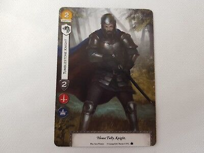 A Game of Thrones Promo Card Tumblestone Knight