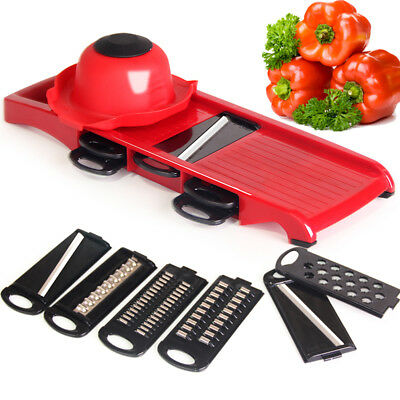 Mandoline Slicer Set Vegetables Fruits Mandolin Cutter Piece Straight Julienne k