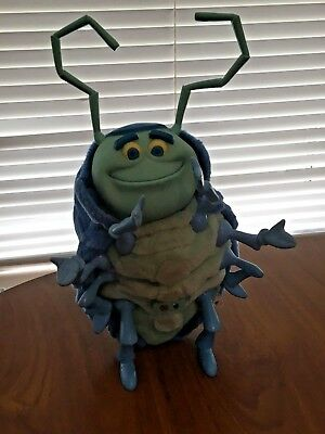 Disney A Bug's Life Interactive Talking and Singing Tuck Roll Soft Toy