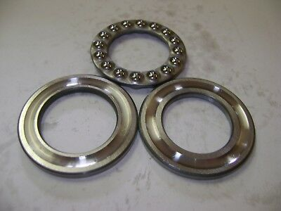 51105 AXIAL THRUST BALL BEARING 25mm X 42mm X 11mm 25X42X11 A220