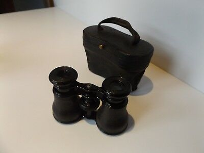 Vintage Binoculars Made By Lemaire Fabt Of Paris
