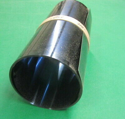 """Blue Tempered Spring Steel Shim 0.010"""" Thick x 12.375"""" Width x 240"""" Length"""
