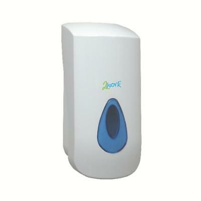 2Work White Foam Soap Dispenser 2W01102