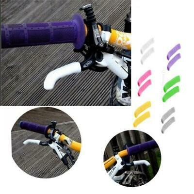 2x Anti-slip Bike Brake Lever Protection Cover Grip for Mountain Road Cycle