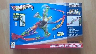 Hot Wheels Roto Arm Revolution, Neu OVP
