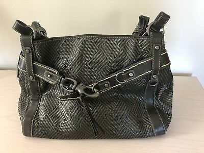 0d8dba4d6eed FRANCESCO BIASIA LEATHER Textured Purse - GREAT CONDITION! -  25.00 ...