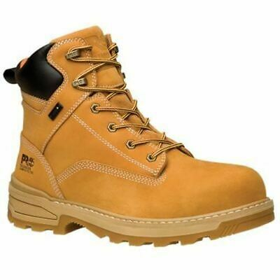 TIMBERLAND PRO TB0A121H231 6 In Resistor WP CT WHEAT Boots