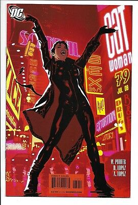 DC Comics, Catwoman, Issue 79, Direct Sales, 1997, 9.6, Near Mint Condition,