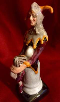 Royal Doulton Collectors Club The Jester