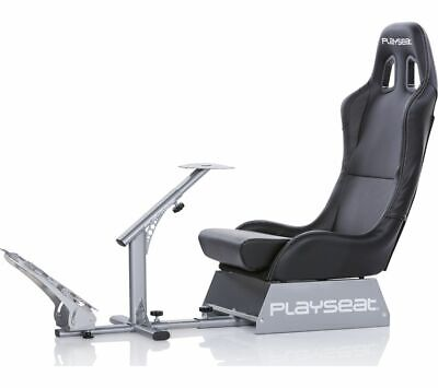 Amazing Playseat Evolution Gaming Chair Black Currys 200 00 Short Links Chair Design For Home Short Linksinfo