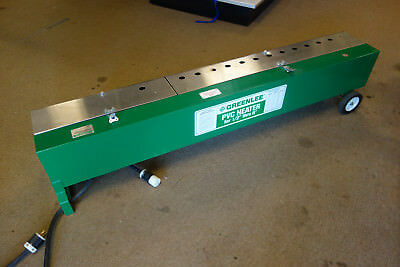 """Greenlee No. 848 - Electric Pvc Heater For 1/2 - 6"""" Pipe"""