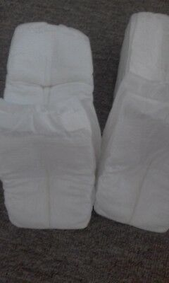 childrens infant size  nappies x 20