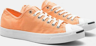 1e0e2cfdeed1 Converse JACK PURCELL 155634C Sunset Glow Mens Sneakers orange white All  Stars