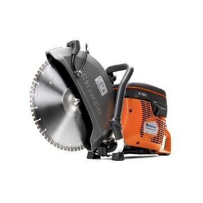"Husqvarna K760 350mm / 14"" 3.7kW Power Cut Demo Saw"