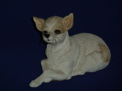 Chihuahua Figurine/friends Of The Library Fundraiser