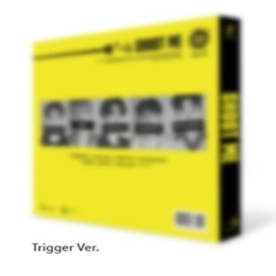 Day6-[Shoot Me:Youth Part.1]3rd Mini Album Trigger CD+Book+Card+Selfie+etc+Gift