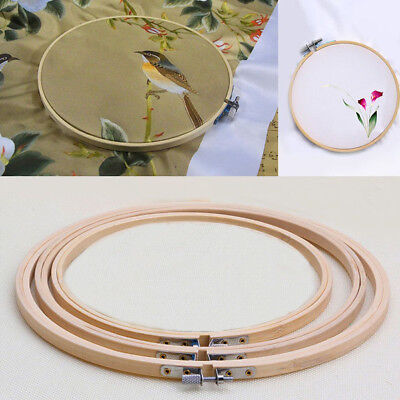 Frame Hoop Ring Embroidery Cross Stitch Sewing Tool Art Craft Accessories DIY