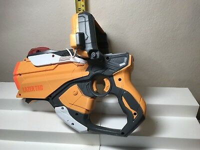 Augmented Reality Laser Tag Gun With Iphone Attachment
