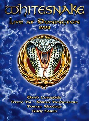 Live At Donington 1990 - Deluxe Edition [First Press Limited Edition / with Japa