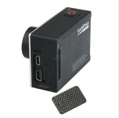 Useful USB Side Door Cover Case Cap Replacement For GoPro HD Hero 3 3+ 4 Newest