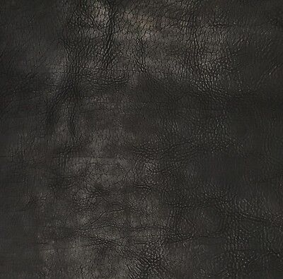 Horween Derby Veg Tan Leather 2.0-2.2 Mm Thick 1 @ 210Mm X 160Mm Black Notebook