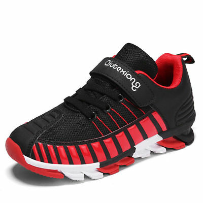 Boys Athletic Sneakers Casual Shoes Running Sports For Kids Girls Fashion Shoes
