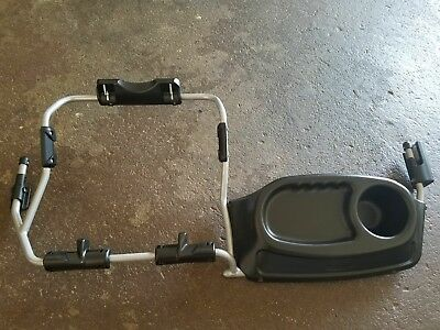 BOB Duallie Infant Car Seat Adapter for Graco