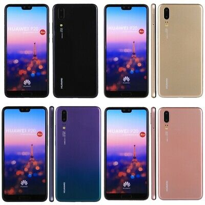 1:1 Non Working Dummy Dark/Colour Screen Prototype Display Model Huawei P20/Pro