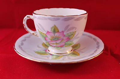 Hudson & Middleton Sutherland Coffee Cup & Saucer Floral Nice Espresso