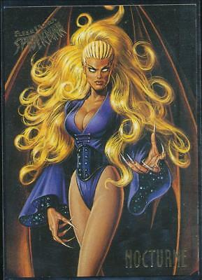 1995 Fleer Ultra Spider-Man Premiere Trading Card #41 Nocturne