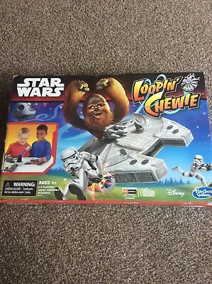 Star Wars Loopin Chewie Board Game - PERFECT CHRISTMAS GIFT