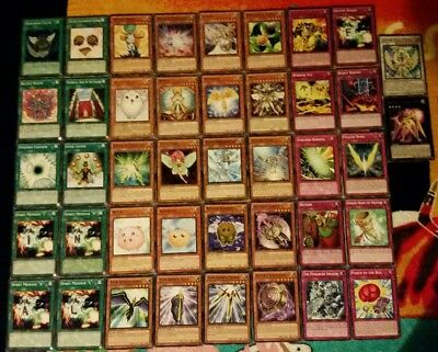 Yu gi oh light fairy deck 40 cards complete bonus 5 cards 1010 yu gi oh light fairy deck 40 cards complete bonus 5 cards aloadofball Choice Image