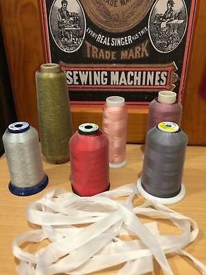 Machine embroidery Thread Net/ Netting for BIG Spools- 4m