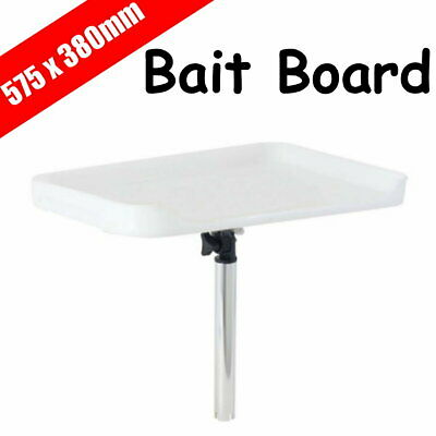 Bait Board Fishing Cutting High Impact Plastic Rod Holder Mount