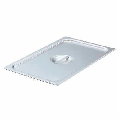 Vollrath 77259 Solid Stainless Steel Full Size Pan Lid