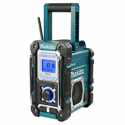 Makita DMR106 Baustellenradio Bluetooth, USB, FM, Bluetooth - 102 104 108 110