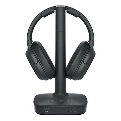 NEW SONY 7.1ch digital surround headphone WH-L600 2018 Rechargeable stand JAPAN