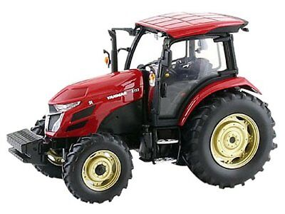 Kyosho 1/32 Yanmar tractor YT5113 foil specifications