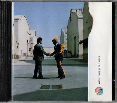 PINK FLOYD wish you were here CD EU 1994 REMASTERED
