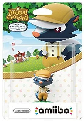 Kicks - Amiibo Animal Crossing Collection Character Nintendo Wii U/3DS