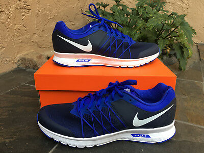 competitive price b273b b0d4d NEW Nike Air Relentless 6 Running Shoe   Mens Size 12   Blue   MSL