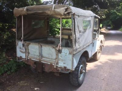 Land Rover Series 1 88 inch