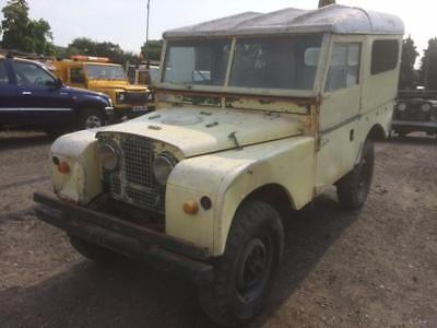 Land Rover Series 1 86 inch for Restoration