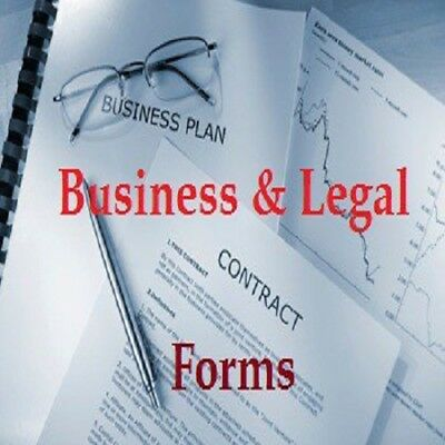 Complete Website with Legal Forms to sell