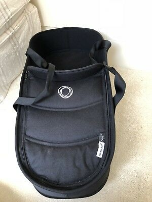 Bugaboo Bee 5 black carrycot (base and fabric)