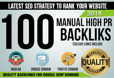 Create 100 Backlinks From Da 60 High, Skyrocket Your Ranking